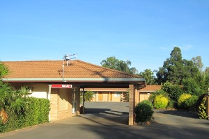 MacQuarie Valley Motor Inn Reception